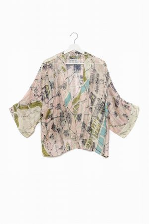 Kimono Mini – Paris – One Hundred Stars