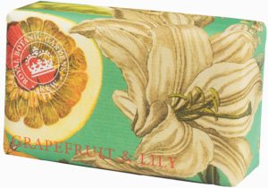 Kew Grapefruit & Lily Soap 240G