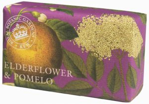 Kew Elderflower & Pomelo Soap 240G