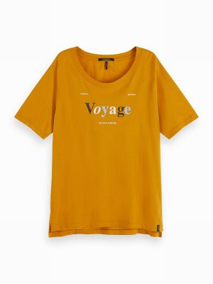 Relaxed Fit T-Shirt – Scotch & Soda