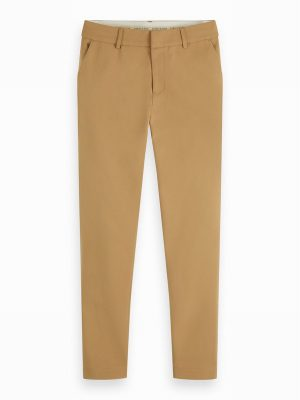 Tailored Trousers with Stretch – Scotch & Soda
