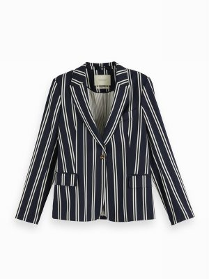 Classic Tailored Blazer – Scotch & Soda