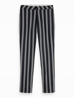 Tailored Striped Trousers – Scotch & Soda