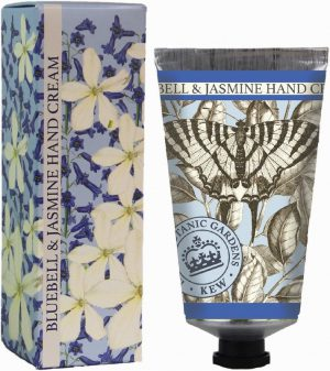 Kew Bluebell & Jasmine Hand Cream – 75ML