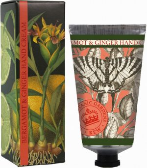Kew Bergamot & Ginger Handcream 75ML