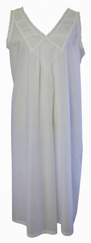Jane Sleeveless Nightdress