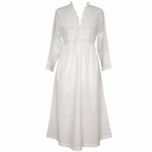 Elizabeth Long Sleeved Nightdress