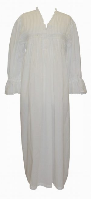 Anna Long Sleeved Nightdress