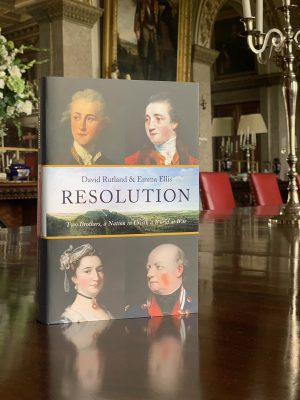 Resolution – Hardback
