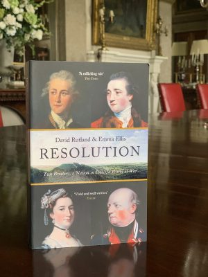 Resolution – Paperback