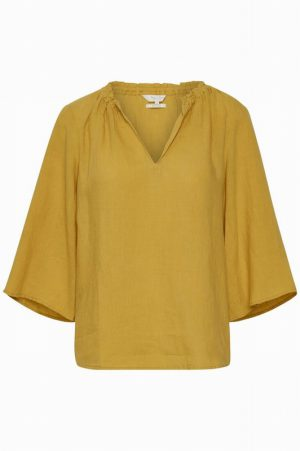 Golden Spice Carita Blouse – Part Two