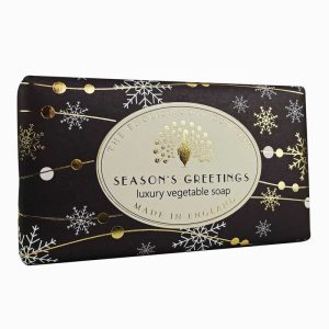 Festive Soap Season's Greetings