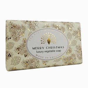Festive Soap Merry Christmas