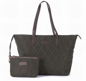 Barbour Witford Quilted Tote