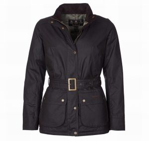 Barbour Montgomery Wax Jacket