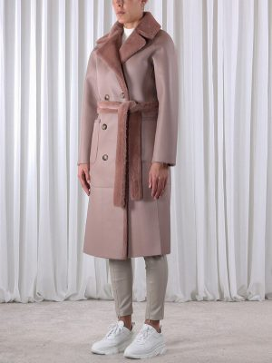 Taupe Reversable Coat